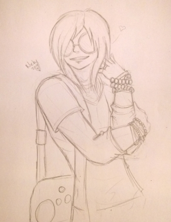 Nicky Sketch