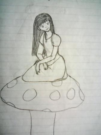 Mushroom Princess