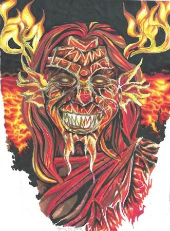 Fire/Magman