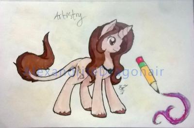 Artistry .:Ponysona:.