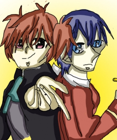Akuma no Riddle Romeo and juil