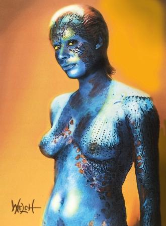 MYSTIQUE (Rebecca Romijn)