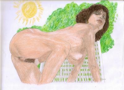 """Anna Ventura, """"Sunstroked!"""""""