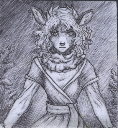 She Who guards the Forest