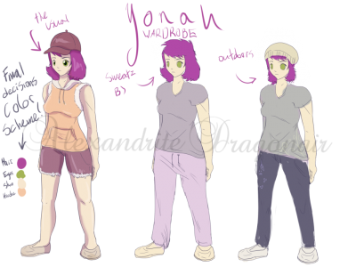 Yonah [Wardrobe]