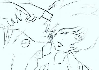 Persona 3 fan art