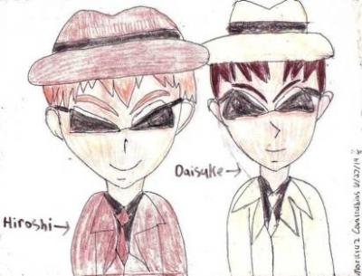 St. Nerimans-Hiroshi & Daisuke