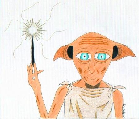 Dobby gift for sister
