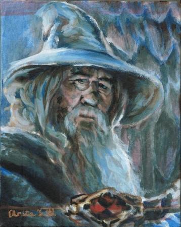 Gandalf Greyhame