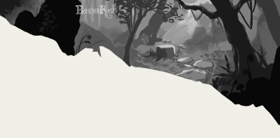 Blog header sketch
