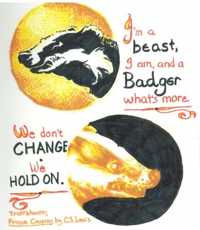 For the Badgers