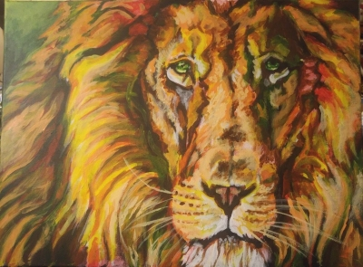 Lion again