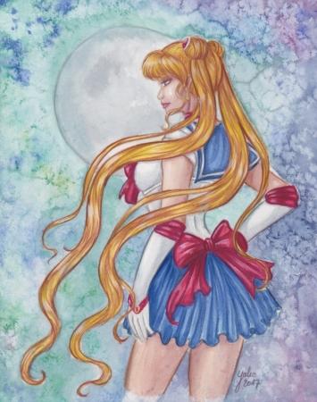 FanArt: Sailor Moon