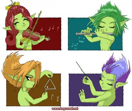 Elf Music
