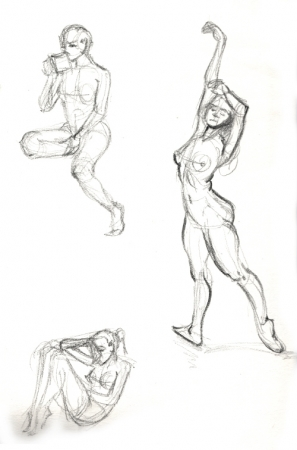 figure studies day 1