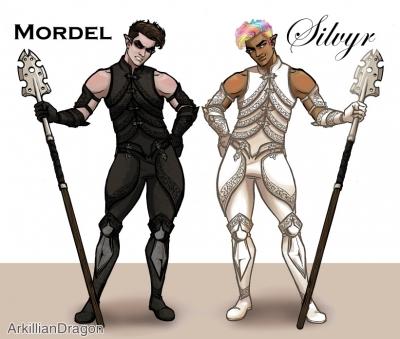 Mordel / Silvyr