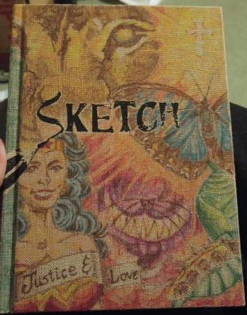 sketchpad cover