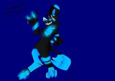 Blazewolf