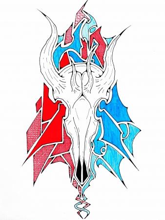 Crimson Blood, Cobalt Pride