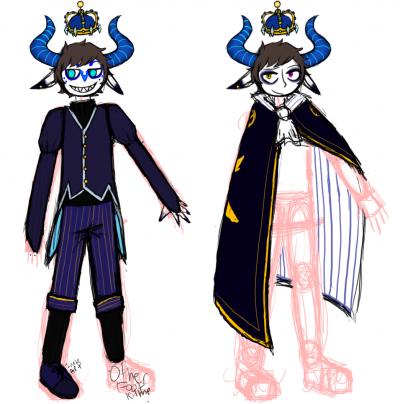 Minos Character Design