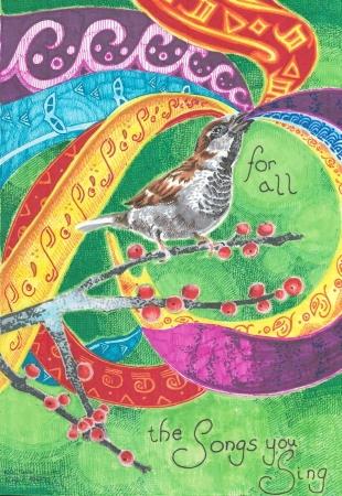 100 - Music - Birdsong