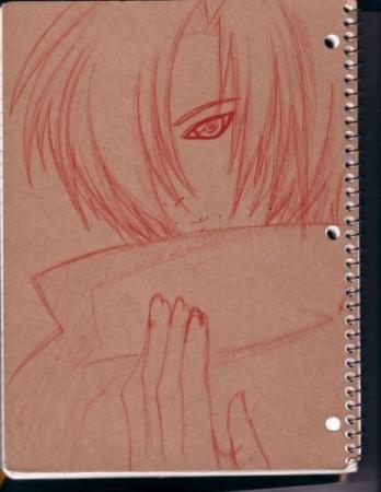 Notebook Sketch #1