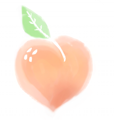 warm up peach