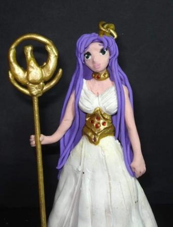 Saori Nido Athena