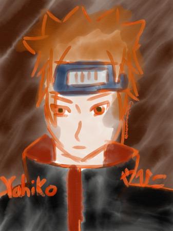 Akatsuki Sketch Set: Yahiko