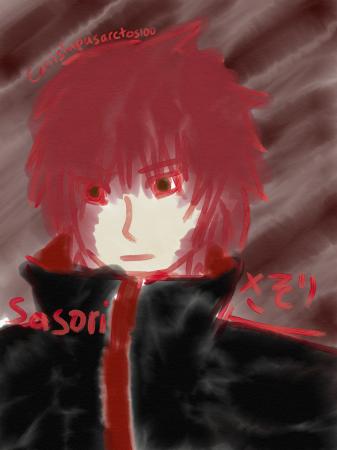 Akatsuki Sketch Set: Sasori
