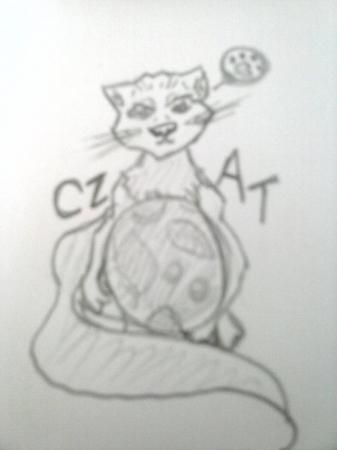 Inktober 6 - Czatofthemoon