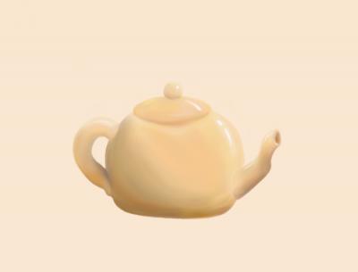 Uh Teapot