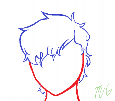 Hair concept 1