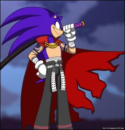 Sonic Kamina