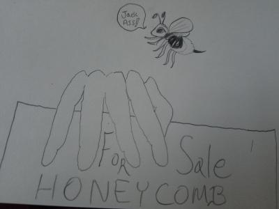 Honeycomb, Jackass