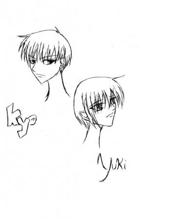 Kyo and Yuki