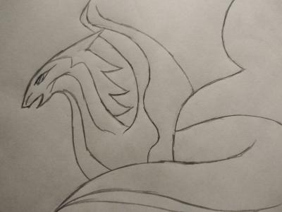 Dragon request