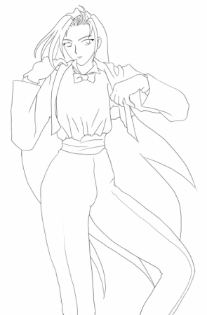 Blue Heron Boy