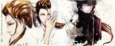 Aizen Sosuke - The King