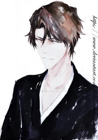 Aizen Sosuke - The Mastermind