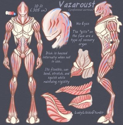 Vazaroust Reference