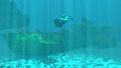 Underwater Sensuality 1