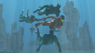 Underwater Sensuality 2