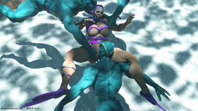 Underwater Sensuality 4