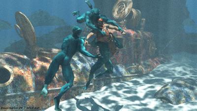 Underwater Sensuality 5