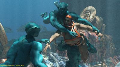 Underwater Sensuality 6