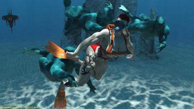 Underwater Sensuality 8