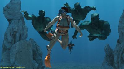 Underwater Sensuality 10