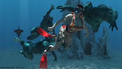 Underwater Sensuality 12
