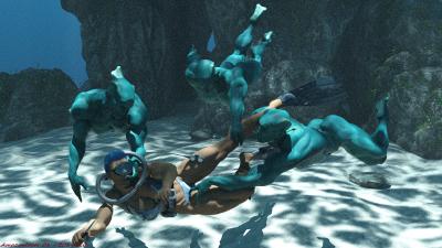 Underwater Sensuality 14F